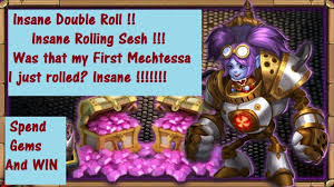 Castle Clash Pumpkin Duke Best Traits by Insane Double Roll Gem Roll Rolling For Mechtessa And Others