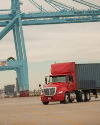 100 Central State Trucking Mobile AL Warehouse Distribution Fulfillment At Port Of Mobile