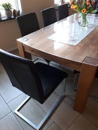 esszimmer stühle 8x freischwinger stühle