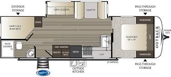 Montana 5th Wheel Floor Plans 2015 by Outback