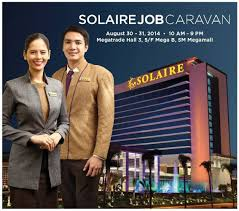 Front Desk Agent Salary Philippines by Solaire Resorts And Casino Needs You The Soapbox Filipina