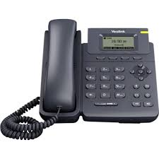 Corded VoIP Yealink SIP-T19P Hands-free, Headset Connection Colo ...
