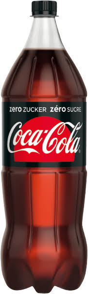 Coca Cola Zero Sugar Drink - 2L