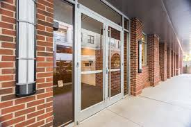 Kawneer Curtain Wall Doors storefront glass raleigh nc storefront systems