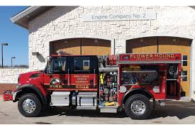 2 The Type 3 Pumper For Flower Mound Has A Darley LSP 1000 Gpm Single Stage Midship Pump 15AGH Mobile Attack And Roll
