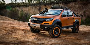 100 Tricked Out Chevy Trucks Reveals Two New Concept Vehiclesin Thailand The News Wheel