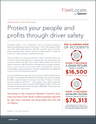 Fleet Driver Safety - Safety Tips For Fleet Managers - Spireon ... Basic Truck Driving Safety Tips Refresher Drivers In Eagan Forklift Creative Supply For Loading And Parking A Moving Fleet Driver Managers Spireon 5 Tahoe Trucking Llc Pinterest Safely Sharing The Roads With Trucks Avoiding Blind Spots And No Cdl South Carolina Forklift Safety Tips Pdf Trucker Icy Encore Protection Hurricane Hauling Through Harvey The Risks Of Around Semi How To Avoid Them