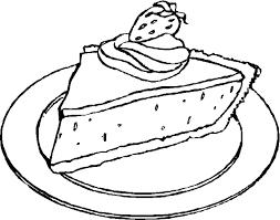 ausmalbilder malvorlagen kuchen kostenlos zum ausdrucken