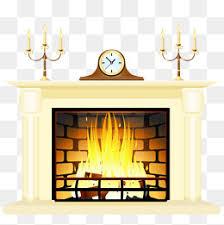 Bonfire Clipart Stove Fire