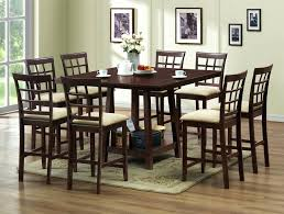 Pub Dining Room Sets Stunning Style Set Table Within