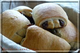pains au chocolat à la pâte feuilletée express cuisine avec vue