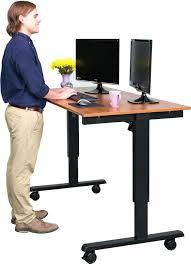 Office Depot Standing Desk Converter by Desk Chairs Sit Stand Desk Office Furniture Standing Down Best