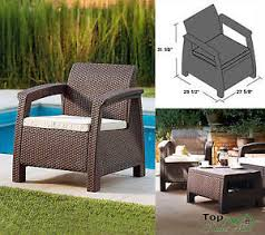 Ebay Patio Furniture Sectional by Resin Wicker Patio Furniture Ebay