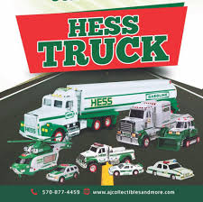 HESS Toy Truck Collector's Forum - Home | Facebook