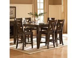 Homelegance Crown Point Transitional Pub Table And Counter ...