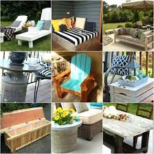 Easy Diy Patio Furniture Vintage Pallet Plans