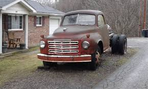 1950 Studebaker Truck Short Wheelbase - Used Studebaker R Series For ... Holmes Wrecker 1949 Studebaker 2r17 1950 Pickup Trucks Pinterest Rats 34 Ton Of Fun 1952 2r11 Truck Hot Rod Network Classics For Sale On Autotrader Road Trippin Ad Motor Vehicle South Bend Indiana Frederic 12 Original Sales Folder Studebakerrepin Brought To You By Agents Carinsurance At Sale Near Damon Texas 77430 22031015_studebaker_pickup_ca_1954_ely_nevadajpg 1920 Studebaker Pick Up Truck For Sale Stored Original Youtube