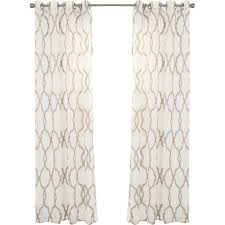 Joss And Main Curtains by Found It At Joss U0026 Main Trellis Sheer Grommet Curtain Panel