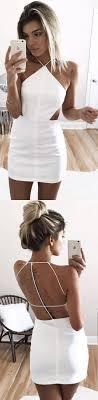 Homecoming Dressesshort Dressescheap Dressessexy Dresseswhite