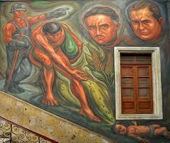 Jose Clemente Orozco Murales Revolucionarios by Efemérides Traslado De Los Restos De Guillermo Chávez Vega A La
