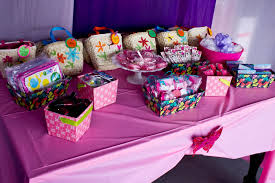 Girls Spa Birthday Party Ideas Design O Charming 4 Year Little