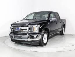 100 Ford Trucks For Sale In Florida Used 2018 FORD F 150 Xlt Truck For Sale In MARGATE FL 95915