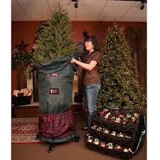Treekeeper Upright 6 To 9 Foot Christmas Tree Storage Bag