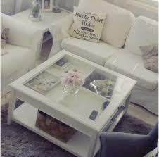 wohnzimmer tisch ikea weiß top zustand wohnzimmertisch