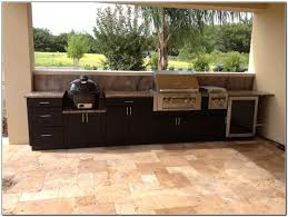 Outdoor Kitchen Cabinets Home Design Ideas