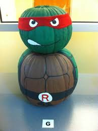 Free Ninja Turtle Pumpkin Carving Template by 21 No Carve Pumpkin Ideas That Look Fancy U0026 Are Totally Doable