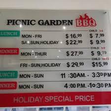Picnic Garden Edison Nj Picnic Garden Korean BBQ Meetup That