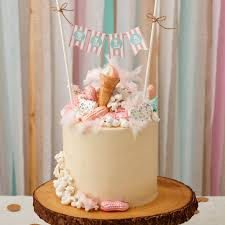 Cakes Decorated With Candy by Circus Treats Birthday Cake