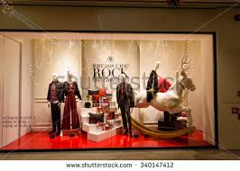 NOV 17 2015 Fashion Boutique Outlet Windows Advertisement