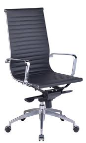 PU605H High Back Meeting/Executive Chair- Black PU Leather Recliner Office Chair Pu High Back Racing Executive Desk Black Replica Charles Ray Eames Leather Friesian And White Hon Highback With Synchrotilt Control In Hvl722 By Sauda Blackmink Office Chair Black Leatherlook High Back Executive Derby High Back Executive Chair Black Leather Cappellini Lotus Eliza Tinsley Mesh Adjustable Headrest Big Tall Zetti