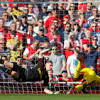 Arsenal mot Crystal Palace