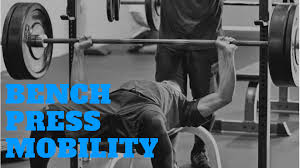 Bench Press Mobility The Barbell Physio