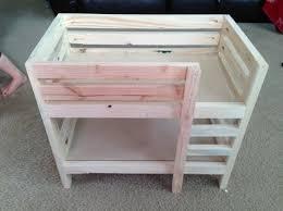 doll bunk bed by oddz45 lumberjocks com woodworking community