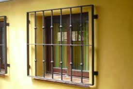 Decorative Security Grilles For Windows Uk by Gates Railings Bradford Leeds Keighley B F Fabrications