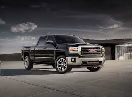 2014 Sierra Brings Bold Refinement To Full-size Trucks