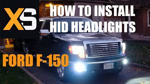 How To Install HID Headlights: Ford F-150 2004-2009 - YouTube 62017 Chevy Silverado Trucks Factory Hid Headlights Led Lights For Cars Headlights Price Best Truck Resource 234562017fordf23f450truck Dodge Ram Xb Led Fog From Morimoto 02014 Ford Edge Drl Bixenon Projector The Burb 2007 2500 Suburban 8lug Hd Magazine Starr Usa Ck Pickup 881998 Starr Vs Light Your Youtube Sierra Spec Elite System 2002 2006 9007 Headlight Kit Install Writeup Diy Fire Apparatus Ems Seal Beam Brheadlightscom Vs Which Is Brighter Powerful Long Lasting