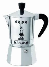 GROSCHE Milano Moka Stovetop Espresso Coffee Maker With Italian Safety Valve Black 9 Cup