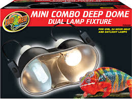 Flukers Sun Dome Clamp Lamp by Reptile Light Fixtures Free Shipping At Chewy Com