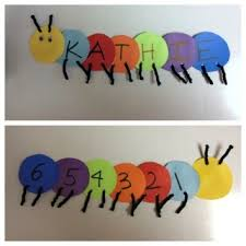 Awesome Preschool Summer Art Activities Intended For Number Crafts Craft Spelling Names With
