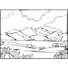 Free Printable Black And White Landscapes