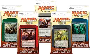 the packaging of oath of the gatewatch magic the gathering