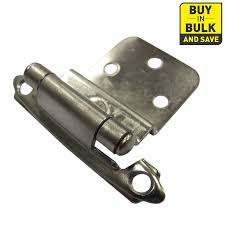 Black Non Mortise Cabinet Hinges by Semi Concealed Cabinet Hinge Acorn 38u0026quot Inset Hinge Black