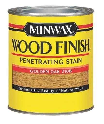 Minwax Wood Finish - Golden Oak 210B