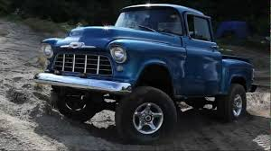 57 Chevy Step Side 4x4 - YouTube 51959 Chevy Truck 1957 Chevrolet Stepside Pickup Short Bed Hot Rod 1955 1956 3100 Fleetside Big Block Cool Truck 180 Best Ideas For Building My 55 Pickup Images On Pinterest Cameo 12 Ton Panel Van Restored And Rare Sale Youtube Duramax Diesel Power Magazine Network Ute V8 Patina Faux Custom In Qld