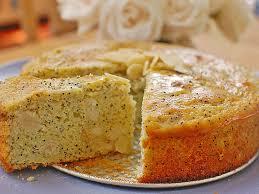 ananas marzipan kuchen mit mohn
