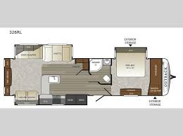 Wildwood Fifth Wheel Floor Plans Colors Outback Travel Trailer Rv Sales 11 Floorplans
